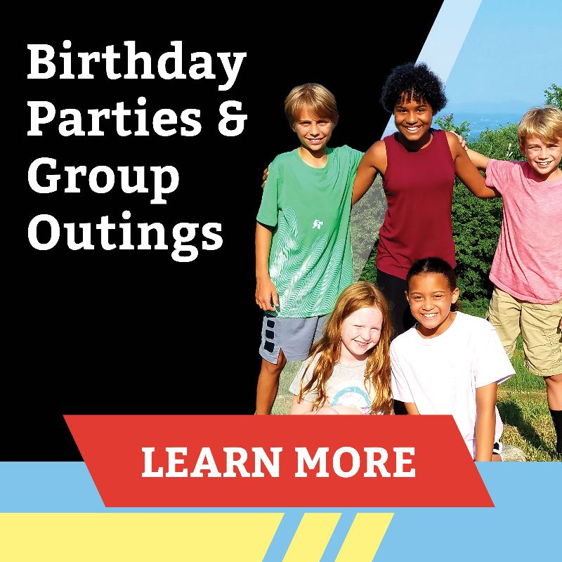 Birthday Parties & Groups