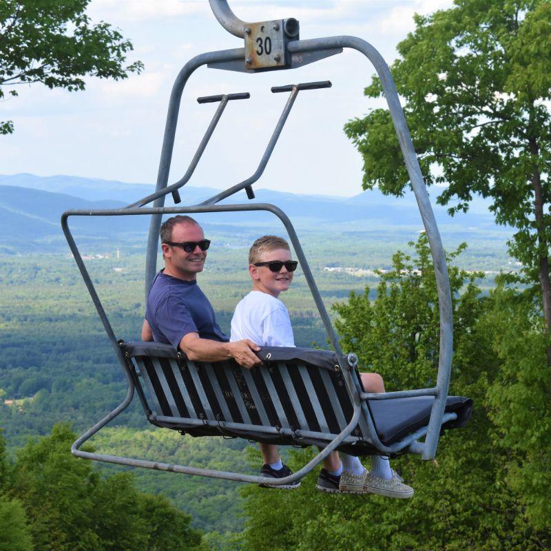 Scenic Chair